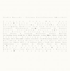 Ventuno Costellazioni Invisibili Album COVER