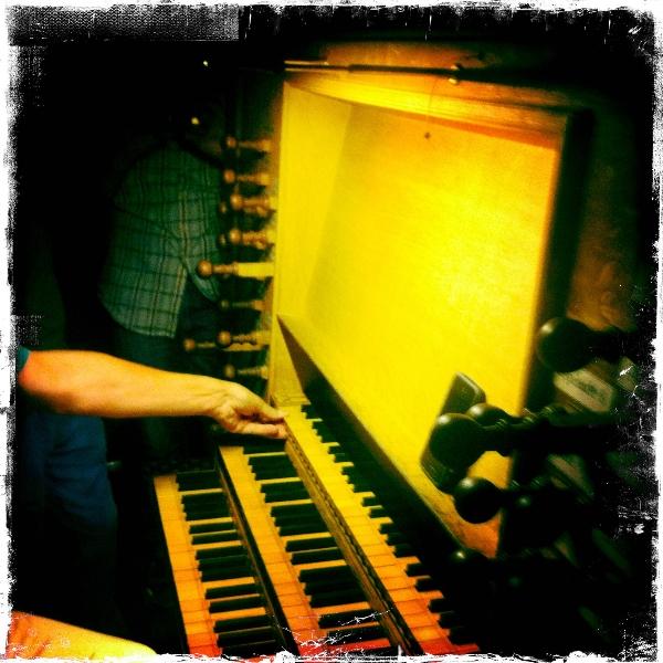 San Simpliciano Organ Sampling 3